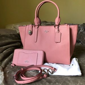 NWT Coach Crosby Carryall Bag